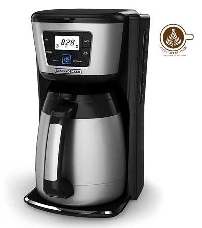 BLACK+DECKER-thermal-coffee-maker