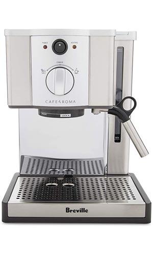 Breville-ESP8XL-Best-Espresso-Machine-Under-200