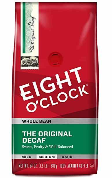 Eight-O'clock-Whole-Bean-Coffee