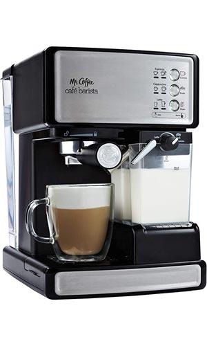 mr-coffee-espresso-and-cappuccino-maker-best-cespresso-machine-under-200