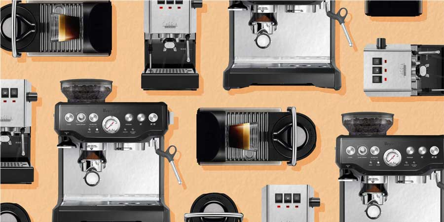 types-of-espresso-machines