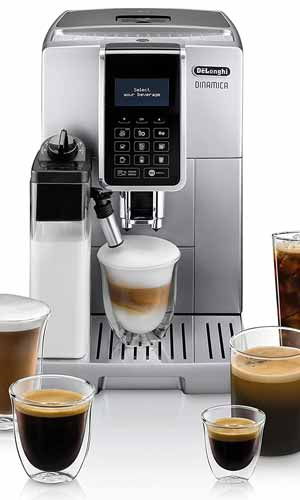 De'Longhi ECAM35075SI Coffee Maker - Best coffee maker with grinder