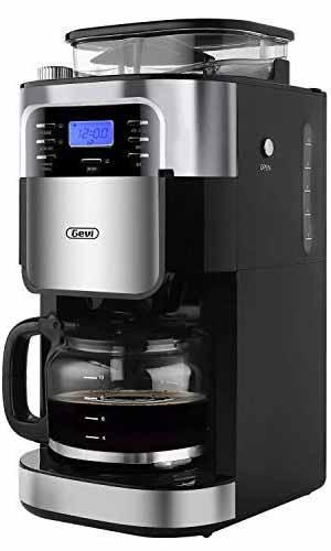 Gevi B08FC9S4SZ Coffee Maker with Grinder - Best coffee maker with grinder