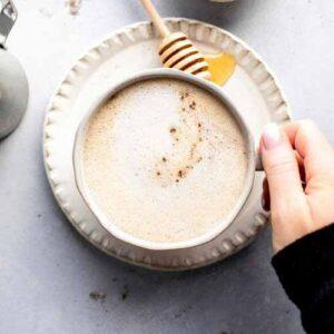 honey-cardamom-latte