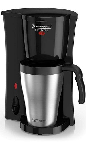 BLACK+DECKER DCM18S Coffeemaker