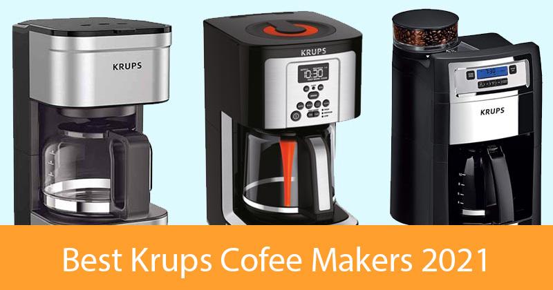 Best-krups-coffee-makers-2021
