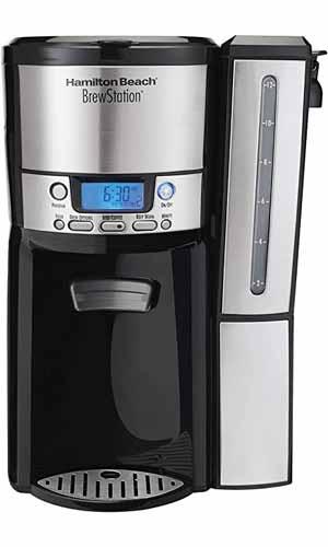 Hamilton Beach (47950) Coffee Maker with 12 Cup Capacity